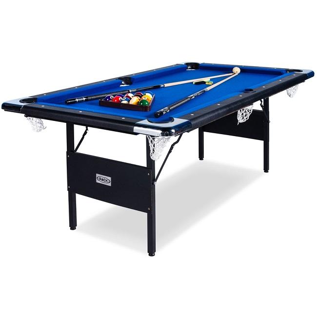 Rack Vega 6 Foot Folding Billiard Pool Table Rack Pool Tables
